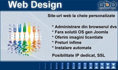 Web Design BUSINESS Gazduire domeniu inregistrare domeniu domeniu .info